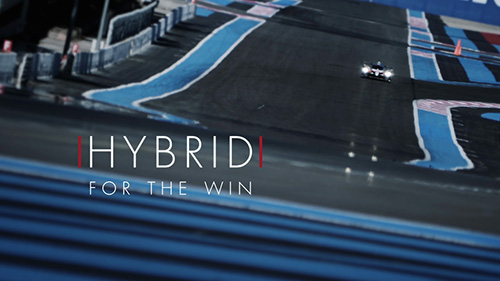 "TOYOTA""TS050 HYBRID for WIN"""